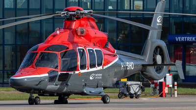 PH-SHO - Eurocopter EC 155B1 Dauphin - Heli Holland