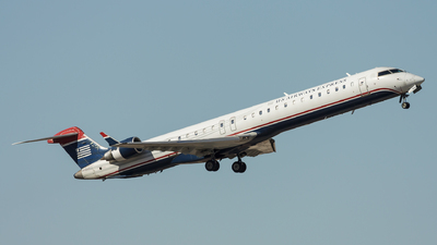 N914FJ - Bombardier CRJ-900ER - US Airways Express (Mesa Airlines)