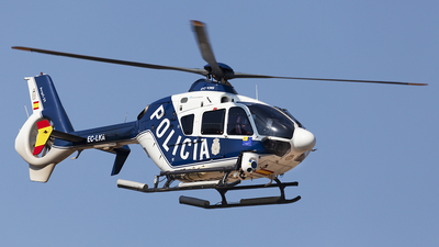 EC-LKA - Eurocopter EC 135P2+ - Spain - National Police