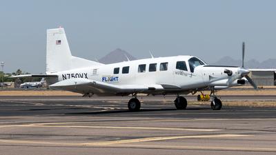 N750VX - Pacific Aerospace 750XL - Private