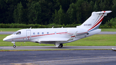 N159NS - Embraer EMB-545 Legacy 450  - Private