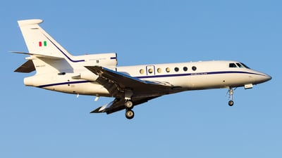 MM62029 - Dassault Falcon 50 - Italy - Air Force