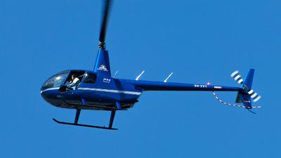 VH-XVY - Robinson R44 Raven II - Sydney Helitours