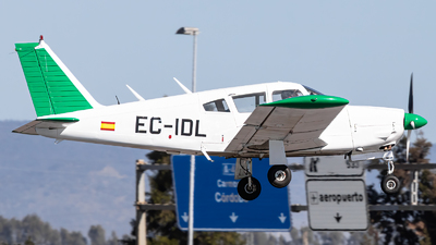 A picture of ECIDL - Piper PA28R200 Arrow -  - © Santiago Blánquez