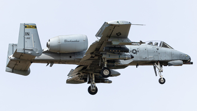 79-0162 - Fairchild A-10C Thunderbolt II - United States - US Air Force (USAF)