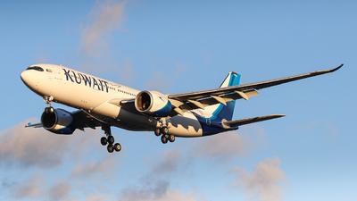 F-WWKU - Airbus A330-841 - Kuwait Airways