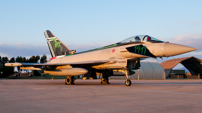 MM7293 - Eurofighter Typhoon EF2000 - Italy - Air Force