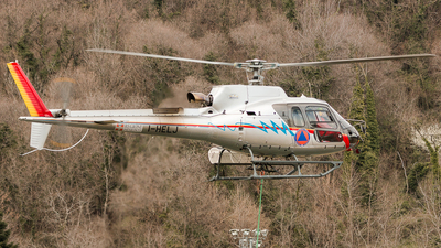 I-HELJ - Airbus Helicopters H125 - Heliwest
