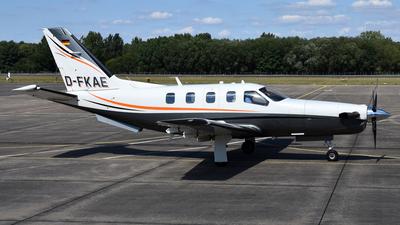D-FKAE - Socata TBM-850 - Kimmerle Aircraft Charter