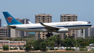 A picture of B6059 - Airbus A330243 - China Southern Airlines - © Jamie