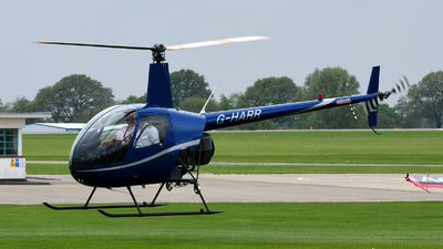 G-HARR - Robinson R22 Beta II - Private