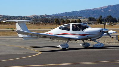 N519TM - Diamond DA-40 Diamond Star - Private