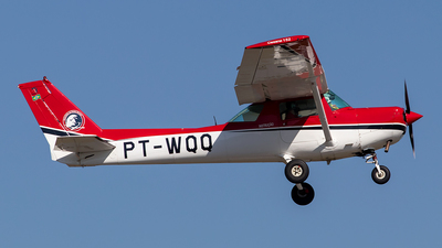 PT-WQQ - Cessna 152 - Aero Club - Ponta Grossa
