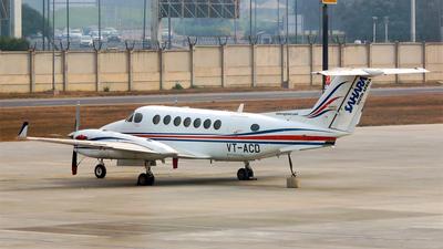 A picture of VTACD - Beech 300 Super King Air 350 - [FL465] - © Nizam Ashraf