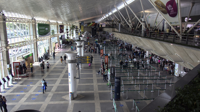 SBBE - Airport - Terminal