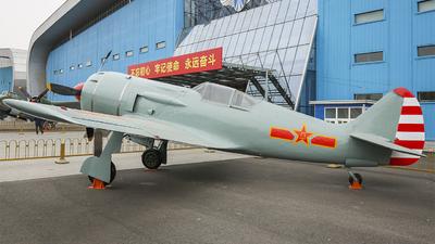 24 - Lavochkin La-11 Fang - China - Air Force