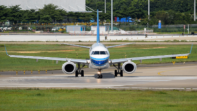 B-3135 - Embraer 190-100LR - China Southern Airlines