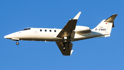 D-CWAY - Bombardier Learjet 55 - Private