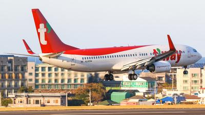 HL8294 - Boeing 737-8Q8 - T'Way Air