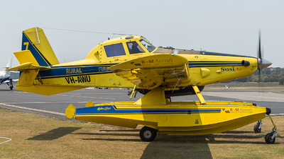 VH-AWU - Air Tractor AT-802AF - R & M Aircraft