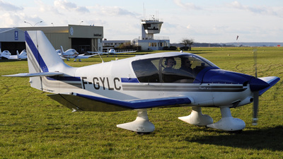 F-GYLC - Robin DR400/140B Major - Private