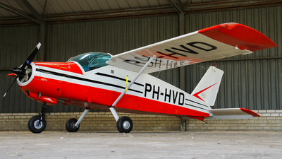 PH-HVD - Bolkow Bo208C Junior - Private