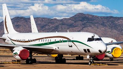 N872SJ - Douglas DC-8-72 - Skybus Jet Cargo