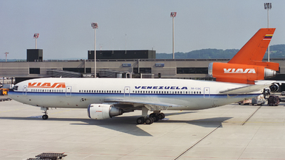 YV-139C - McDonnell Douglas DC-10-30 - Viasa