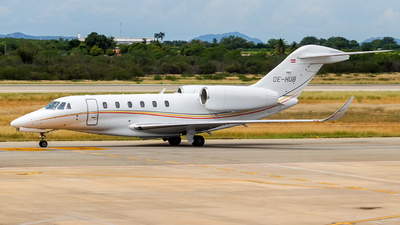 OE-HUB - Cessna 750 Citation X - Viennajet