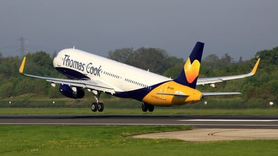 G-TCVB - Airbus A321-231 - Thomas Cook Airlines