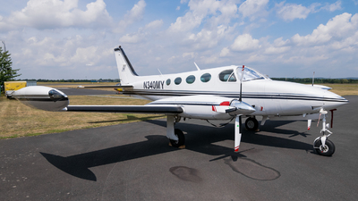 N340MY - Cessna 340A - Private