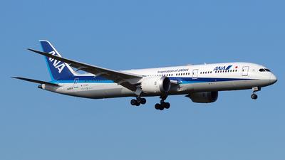 JA887A - Boeing 787-9 Dreamliner - All Nippon Airways (Air Japan)