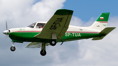 SP-TUA - Piper PA-28R-201 Arrow - OKL - Aviation Training Centre of Rzeszow Technical University