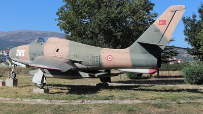 3-8548 - Republic F-84F Thunderstreak - Turkey - Air Force