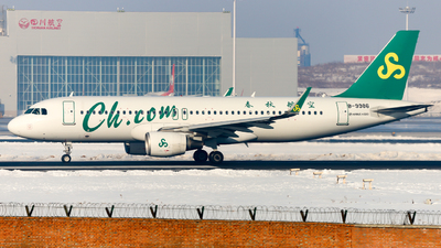 B-9986 - Airbus A320-214 - Spring Airlines