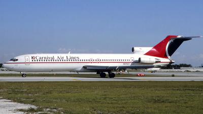 N805EA - Boeing 727-225(Adv) - Carnival Airlines