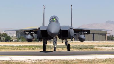 91-0326 - McDonnell Douglas F-15E Strike Eagle - United States - US Air Force (USAF)