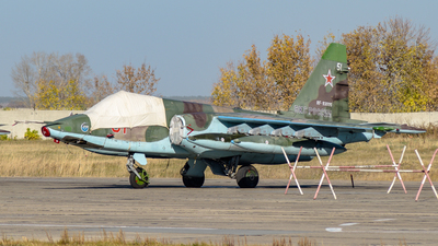 RF-93005 - Sukhoi Su-25SM Frogfoot - Russia - Air Force