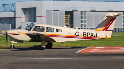 A picture of GBPXJ - Piper PA28RT201T - [28R8231023] - © Phil Woods