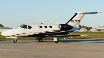 N677TW - Cessna 510 Citation Mustang - Private