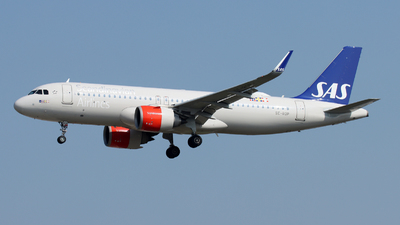 A picture of SEROP - Airbus A320251N - SAS - © Michael Stempfle
