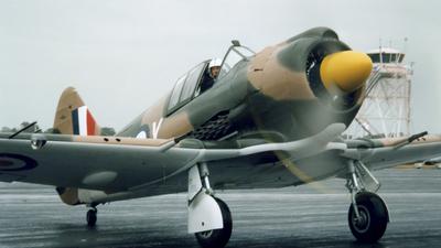 VH-BOM - CAC CA-19 Boomerang - Private