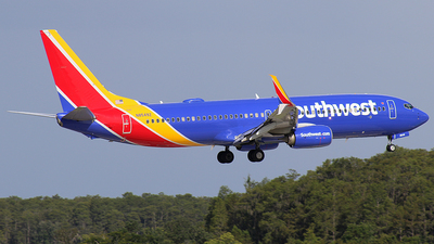 N8549Z - Boeing 737-8H4 - Southwest Airlines