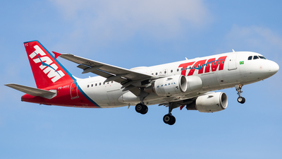 A picture of PRMYC - Airbus A319112 - LATAM Airlines - © fachetti_spotter
