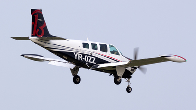 YR-OZZ - Beechcraft G36 Bonanza - Private