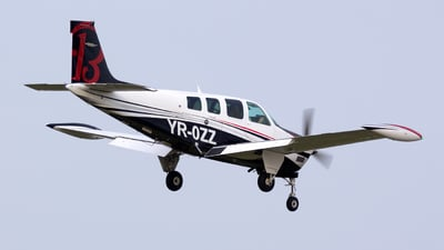 A picture of YROZZ - Beech G36 Bonanza - [] - © Robert Dumitrescu