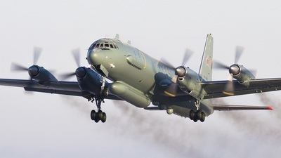 RF-75936 - Ilyushin Il-20M - Russia - Air Force
