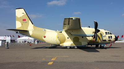 CN-AMP - Alenia C-27J Spartan - Morocco - Air Force