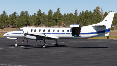 A picture of N227LJ - Fairchild Swearingen Metroliner - [AC522] - © tonyholt777
