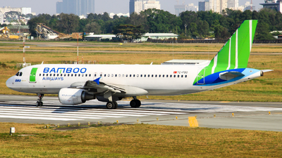 TC-FBO - Airbus A320-214 - Bamboo Airways (Freebird Airlines)